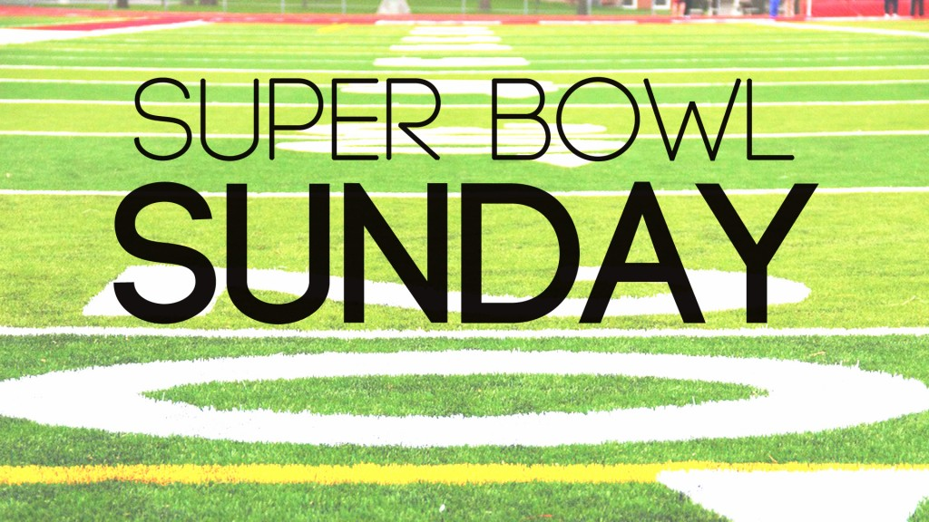Image result for super bowl sunday