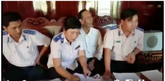 Indigenous Rights violation in Vietnam, government takes over holy ground